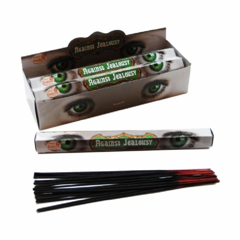 Tulasi Esoteric Incense - Against Jealousy (20 sticks)